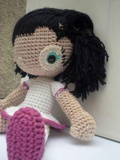 amigurumi doll pattern