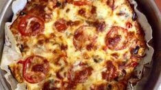Η πιο λαχταριστή νηστίσιμη πίτσα! Lasagna, Pizza, Breakfast, Ethnic Recipes, Food, Morning Coffee, Essen, Meals, Yemek