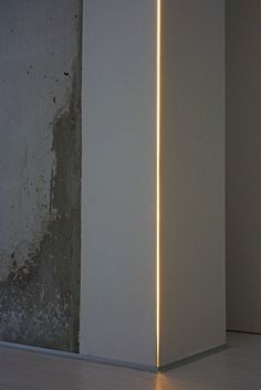 Crease lighting for very subtle illumination | City Lighting Products | https://www.facebook.com/CityLightingProducts/