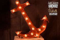Lighted Metal MARQUEE SIGN Marquee Letter by TopLineNashville, $135.00