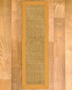 NuralAreaRugs Zamora 100 Percent Sisal Carpet Stair Treads Rug Set, 9 Inch  29