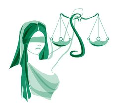 Libra ~ Lady of balance and justice