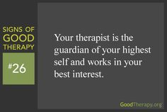 Signs of Good Therapy Therapy Tools, Art Therapy, Therapy Ideas, Social Worker Quotes, Mental Health Providers, Therapist Office, Counseling Office, Therapy Quotes, Family Therapy