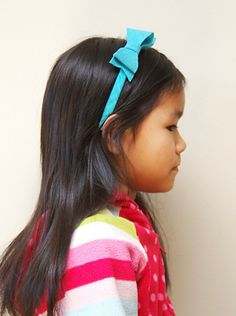 how to: fabric-covered headbands