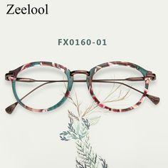 c0f6b864fe Zeelool Optical · Love nature! Tree color! Colorful Frames