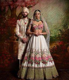 #sabyasachi #sunner2016 #indianbrides #bridalwear #indianfashion