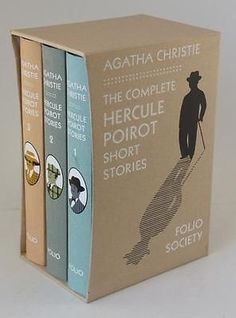 Agatha Christie Folio Society edition