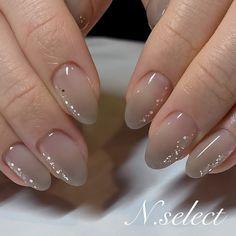 Neutral Gel Nails, Office Nails, Self Nail, Nails Now, Nails Inspiration, Nail Designs, Hair Beauty, Claws, Weddings