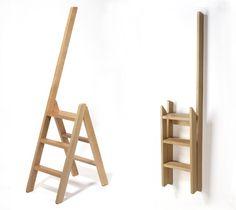 ladder by architect Hindevadgaard