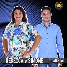 Rebecca De Pasquale e Simone Nicastri. Rebecca era Sabatino di Pasquale, poi monaco e adesso casalinga. Simone invece è un matematico nerd e sociale.