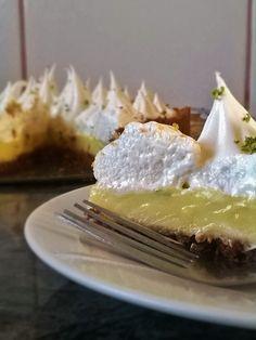 Cozinha da Tissi: Key lime pie