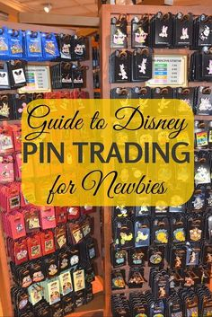 5 Helpful Tips for First Time Pin Trading at Walt Disney World in 2021