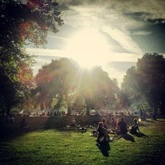London Fields bathed in sunlight taken by @Nicola Arnold is our next favourite from #igerslondoninthepark contest.  Did you take any pics like this at the weekend?!! ☀☀☀☀☀☀