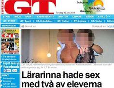 Lärarinna dömd för sex med elever | Ann-Mari's Blogg