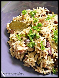 "En cuisine... avec Myl !: ""Dirty Rice"" aka le riz sale de Louisiane"