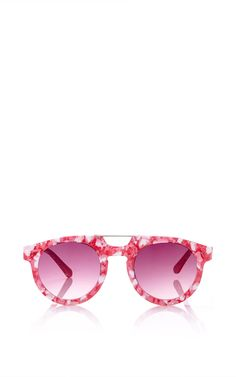 Pink Doppioponte with Smoke Lens by Spektre for Preorder on Moda Operandi