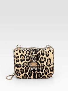 don't hate this studded leopard Valentino bag, don't hate it at all