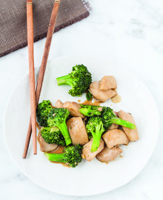 Like takeout, but so much better. (Plus, you can avoid all of those messy cartons.)