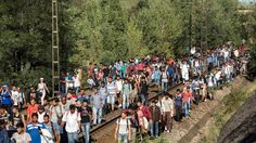 Heed the nations experienced with the Islamic influx. Hungarian Prime Minister: We will build a fence with our own bones, if necessary... 9/26/15