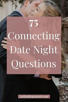 Date Night Questions for Couples (+Free Printable Do you want to create connection, intimacy and laughter in your marriage? You can using these 75 intentional date night questions for couples! Healthy Marriage, Happy Marriage, Marriage Advice, Healthy Relationships, Relationship Tips, Marriage Romance, Relationship Questions, Questions For Married Couples, Couple Questions