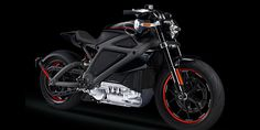 Electric Harley! We want one! How about you?