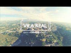 VILA REAL - SINTO A CIDADE PORQUE...