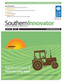 UNDP Southern Innovator Magazine Issue Agribusiness and Food Security Enterprise System, Food Security, Information Technology, United Nations, Reading Online, Innovation, Southern, Web Design, Knowledge