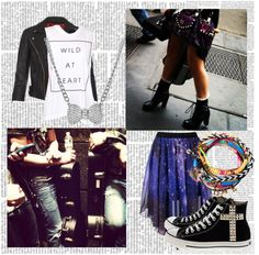 """""""NYC"""" by queen-4-giants ❤ liked on Polyvore"""