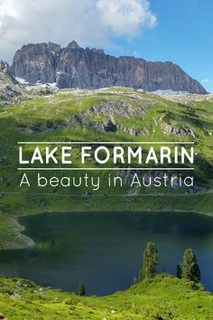 Come along on a hiking trip through the stunning mountain landscape in Lech, up to Lake Formarin and the Red Wall, a place that has won the election of the most beautiful place in Austria.