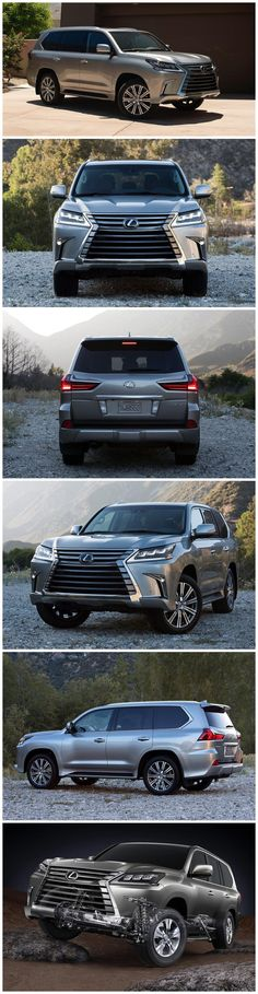 New 2016 Lexus LX 570. Love them, my go to vehicle.