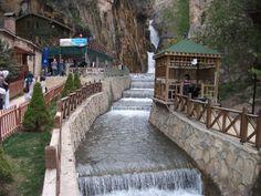 Darende Waterfall   Turkey