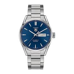 Image result for tag heuer blue face