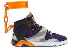 Adidas Roundhouse - Jeremy Scott  #fashion