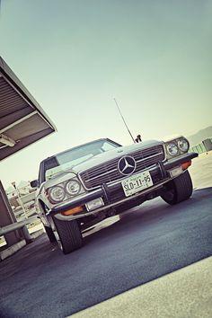 Mercedes SL. WORD.