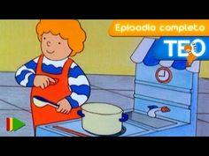 TEO (Español) - 28 - Teo en la cocina - YouTube