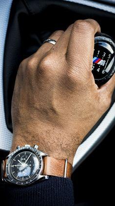 Speedy Tuesday Omega Speedmaster Professional 145.022 69 BMW M