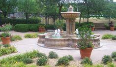 Gorgeous fountain!