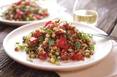 ... Grains? on Pinterest | Quinoa Salad, Quinoa and Mexican Quinoa Salad