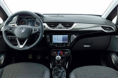 Review Opel Corsa 2015 Specs Interior View Model