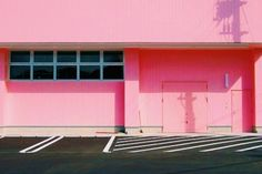 Pink wall | VSCO Cam