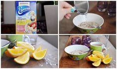 """""""Maukas pikapuuro & raikas hedelmä    1 annospussi Elovena pikapuuro - Valkosuklaa mansikka (ehdoton lemppari)  1dl kiehuvaa vettä  Appelsiini    Tyhjennä puuropussi lautaselle ja kaada joukkoon 1dl kiehuvaa vettä. Anna turvota hetki. Jos haluaa extraksi pehmeyttä puuroon voi joukkoon lisätä ½dl maustamatonta jogurttia ja ripauksen sokeria. Lämpimän puuron kanssa sopii raikas hedelmä esim. appelsiini."""""""