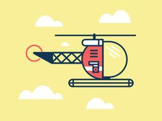 Helicopter by Chase Turberville