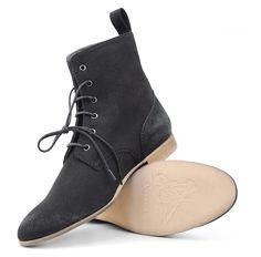 Eleonora nero - Schicke vegane Schuhe!