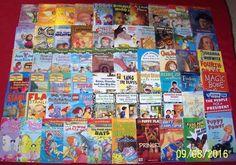 60 chapter books 2nd 3rd Grade~Ages 7-10 AR Magic Tree House Teacher's Classroom