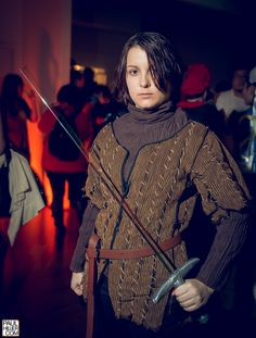 Arya Stark - Game of Thrones | Silver Snail Halloween Party 2013