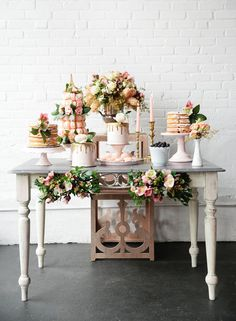Parisian brunch wedd