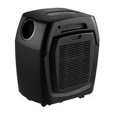 Royal Sovereign 14 000 Btu Portable Air Conditioner And Heater Covers 700 Sq Ft Of Cooling And Heating Space With Dehumidifier