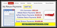 Не приглашая никого, Я зарабатываю деньги в интернете каждый день ! http://zukuladnetwork.com Вам нужны больше доказательства? Посмотрите что говорят люди из весь мир о ZukulAdNetwork ? http://revshareonsteroids.com *** Результаты не являются типичными . Они могут отличаться в зависимости от многих факторов... но они увеличиваются каждый час ! :) #zukuladnetwork #Revshare #revshareonstroids #steroids #life #жизнь #бизнес #деньги #интернет_бизнес #доходы #интернет #internet #online