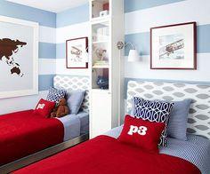 Astuces pour décorer une chambre denfant à partager