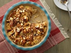 Get Panettone Bread Pudding Recipe from Food Network